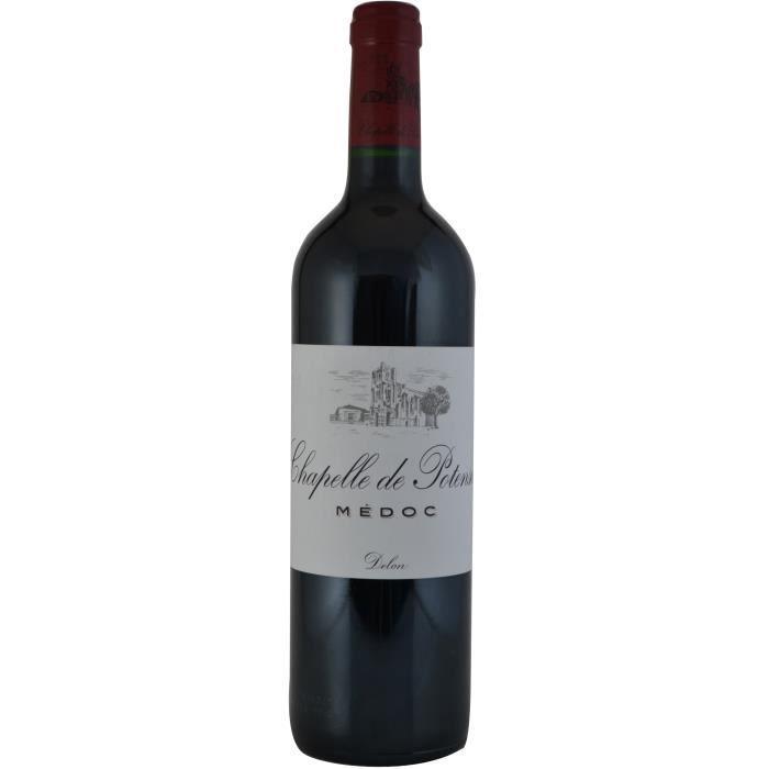Chapelle Potensac 2013 Médoc - Vin rouge de Bordeaux x1