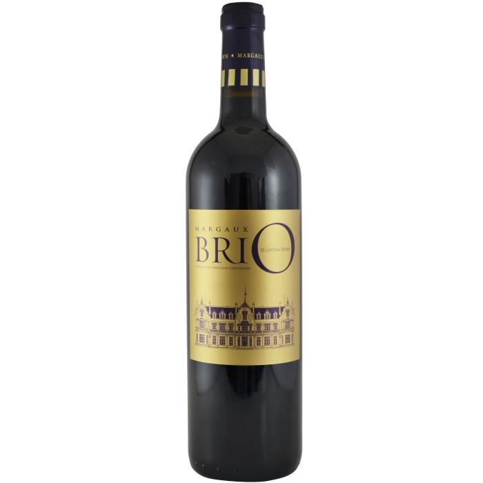 Brio de Cantenac Brown 2014 Margaux - Vin rouge de Bordeaux