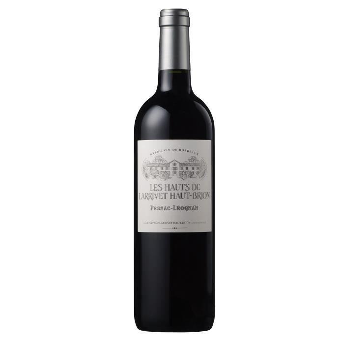 Les Hauts de Larrivet Haut Brion 2014 Pessac Léognan - Vin rouge de Bordeaux