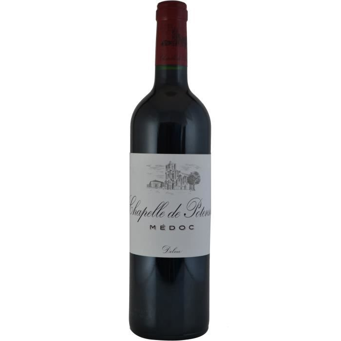 Chapelle de Potensac 2015 Médoc - Vin rouge de Bordeaux