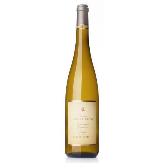 Domaine Deiss 2015 Gewurztraminer Vendanges Tardives - Vin blanc d'Alsace