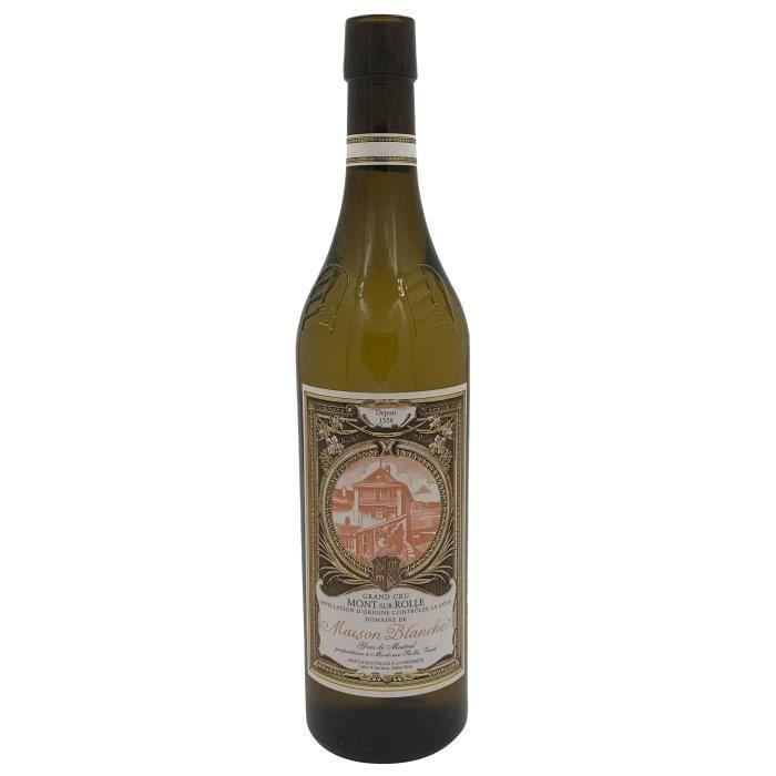 ENTRE DEUX MONTS Pinot Vin du Monde - Blanc - 75 cl