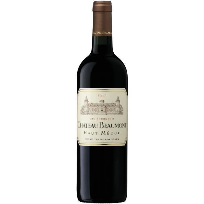 Château Beaumont 2016 Haut-Médoc - Vin rouge de Bordeaux