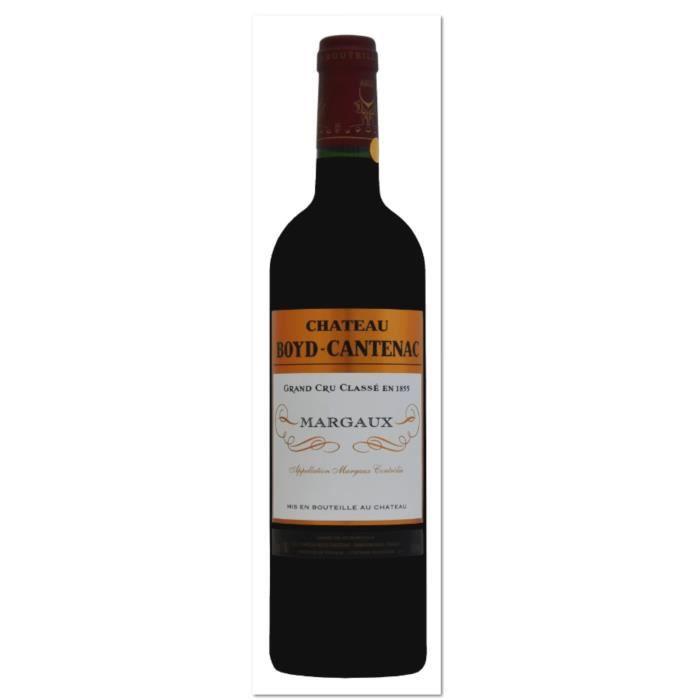 Château Boyd Cantenac Margaux 2016 - Vin rouge de Bordeaux