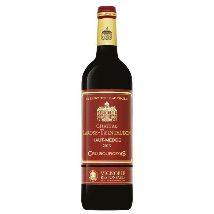 Château Larose-Trintaudon 2016 Haut-Médoc Cru Bourgeois - Vin rouge de Bordeaux