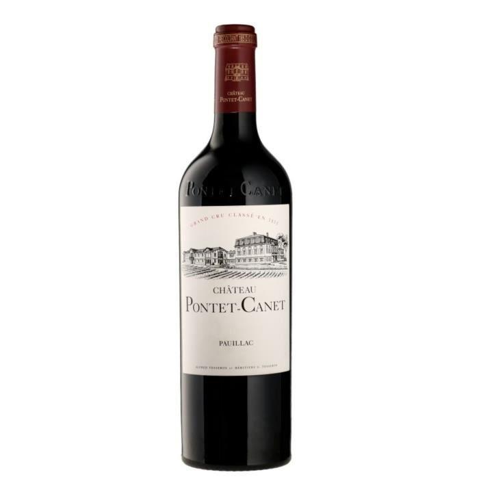Château PONTET-CANET 2016 Grand Cru Classé Pauillac - Vin Rouge du Bordelais