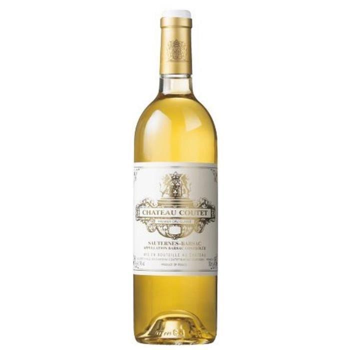Château Coutet 2017 Barsac Grand Cru Classé - Vin blanc de Bordeaux