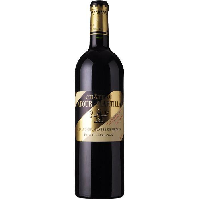 Château Latour Martillac 2017 Pessac Léognan - Vin rouge de Bordeaux