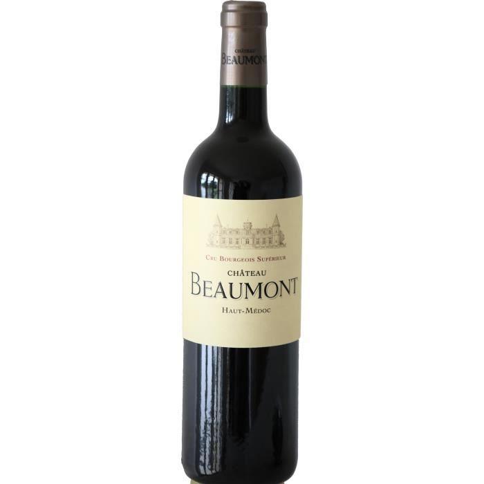 Château Beaumont 2018 Haut-Médoc Cru Bourgeois Supérieur - Vin rouge de Bordeaux