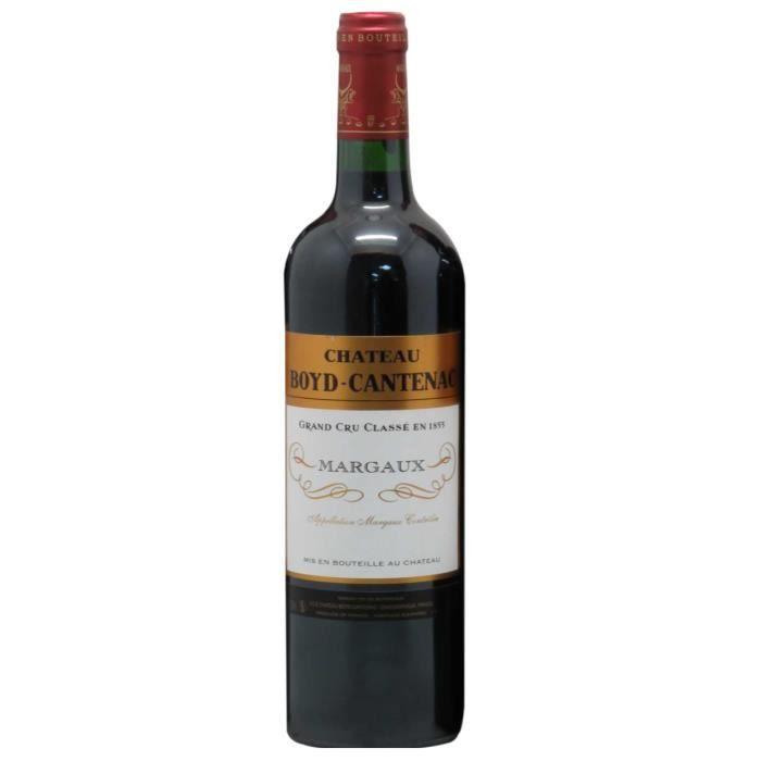 Château Boyd Cantenac 2018 Margaux - Vin rouge de Bordeaux