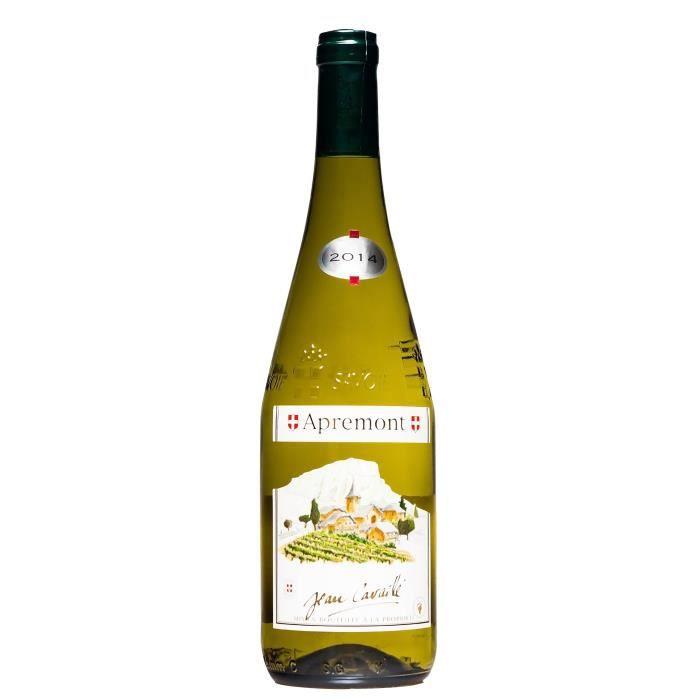 Maison Cavaillé Village Apremont - Vin Blanc de Savoie