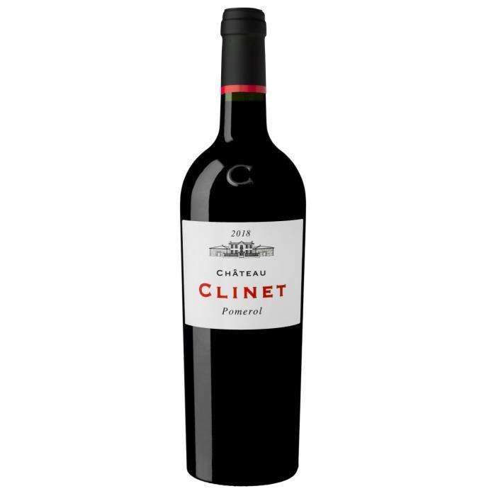 Château Clinet 2018 Pomerol - Vin rouge de Bordeaux