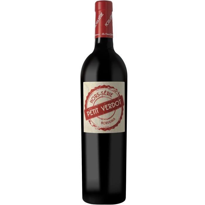 Hors-Série Petit Verdot 2018 Bordeaux - Vin rouge de Bordeaux