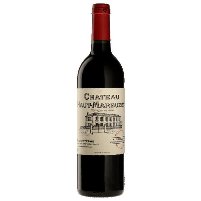 Château Haut-Marbuzet 2018 Saint Estèphe - Vin rouge de Bordeaux