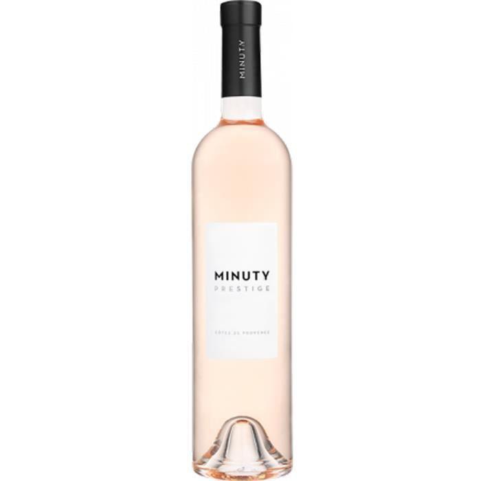 Minuty Prestige Côtes de Provence - Vin rosé de Provence