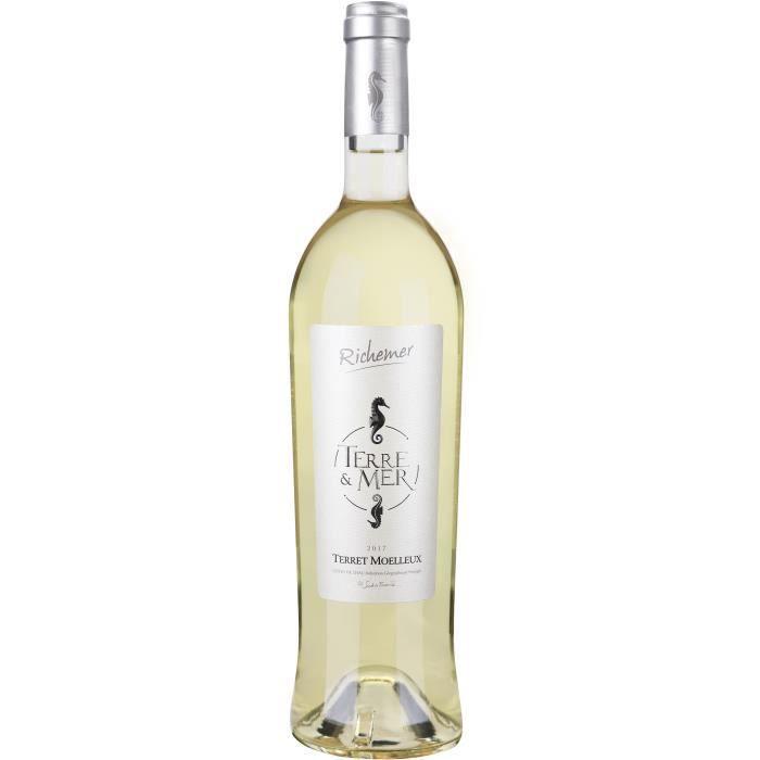 Les Caves Richemer Terre & Mer 2019 Côtes de Thau Terret Moelleux - Vin blanc de Languedoc