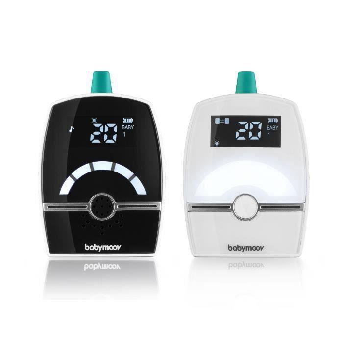 Babymoov Babyphone audio pour bébé Premium Care 1400 m