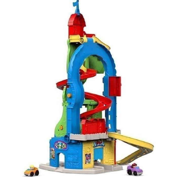 FISHER-PRICE Nouvelle Tour des Spirales