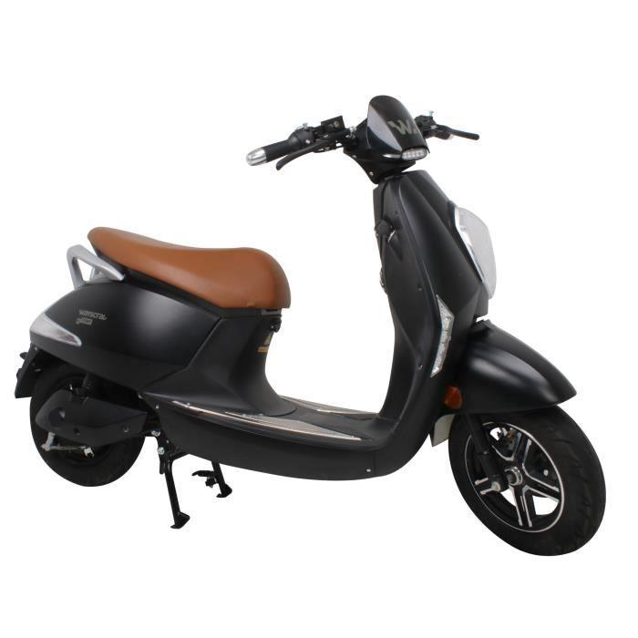 E-START Scooter électrique - Moteur Bosch 1200W + Seconde batterie (Autonomie 90 km) - 60V - 20Ah