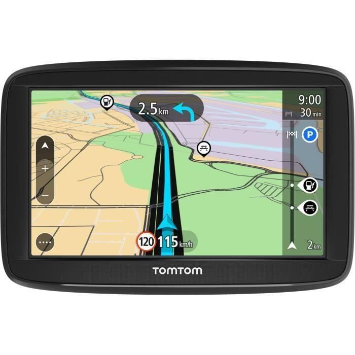 TomTom Start 62 - GPS auto 6 pouces, Cartographie Europe 49