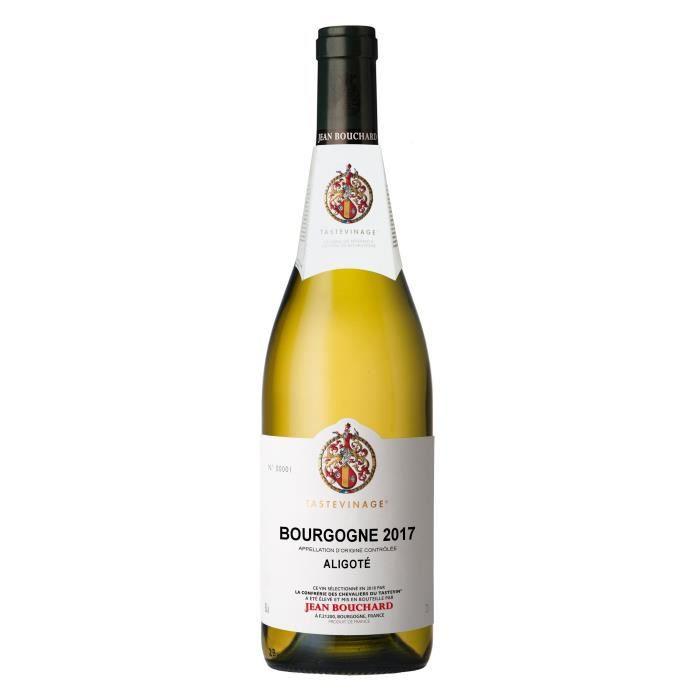 Jean Bouchard 2018 Bourgogne Aligoté Tastevinage - Vin blanc de Bourgogne