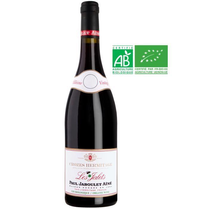 Maison Paul Jaboulet Ainé 2017 Crozes-Hermitage - Vin rouge de la Vallée du Rhône - Bio