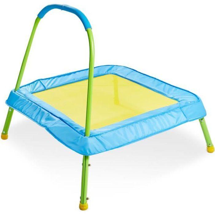 WORLDS APART Trampoline Intérieur/Extérieur pour Enfants Kid Active