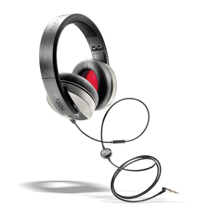 FOCAL Listen-C Casque Audio filaire