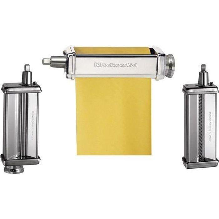 KITCHENAID 5KSMPRA Accessoire Machine à pates pour robot pâtissier KITCHENAID