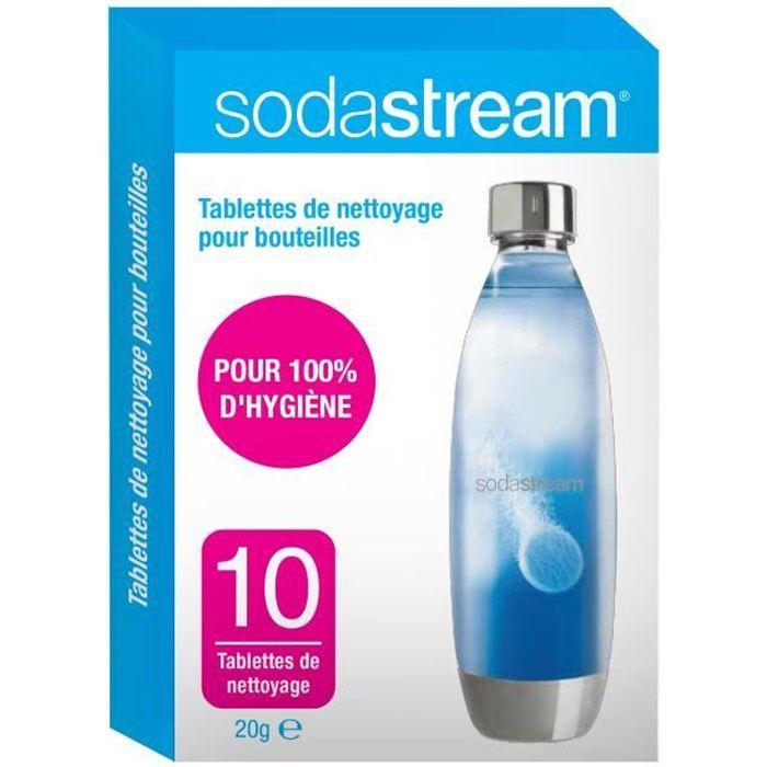 Tablette de nettoyage SODASTREAM pour bouteille - 30061954