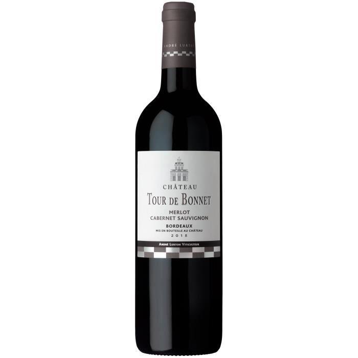 Château Tour de Bonnet 2018 Bordeaux - Vin rouge de Bordeaux