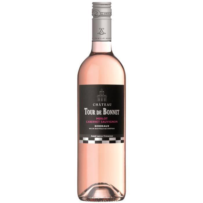 Château Tour de Bonnet 2020 Bordeaux - Vin rosé de Bordeaux
