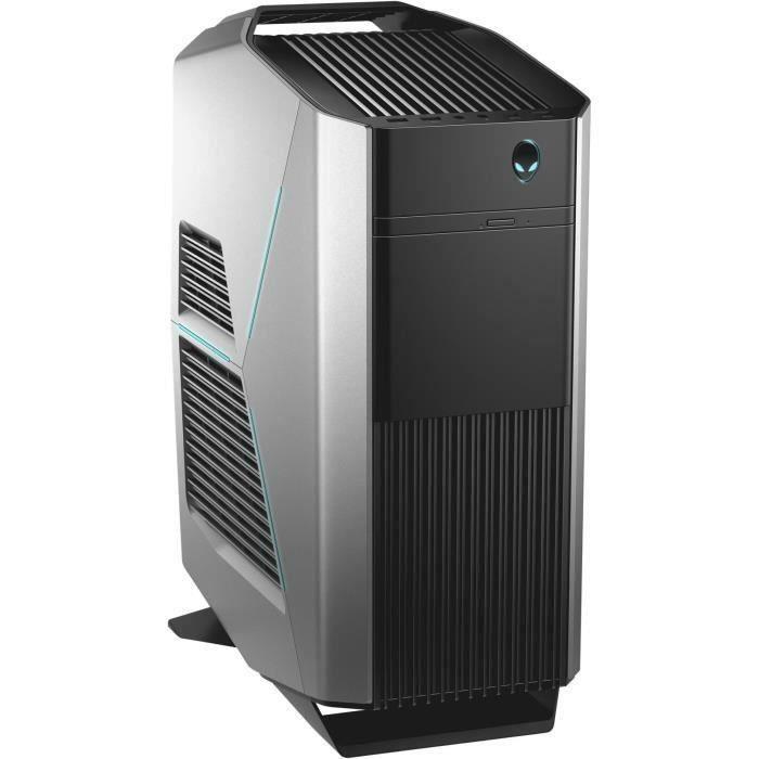 Unité Centrale Gamer - ALIENWARE Aurora R8 - Core i5-8400 - RAM 8Go - Stockage 1To +256Go SSD - RTX 2070 8Go - Windows 10
