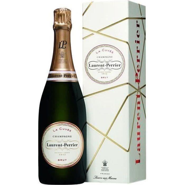 Champagne Laurent Perrier La Cuvée Brut avec étui - 75 cl