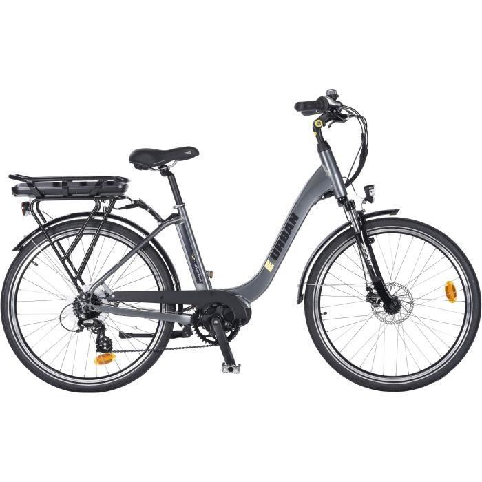MAKADAM Vélo à Assistance Electrique E-URBAN 26- 7V