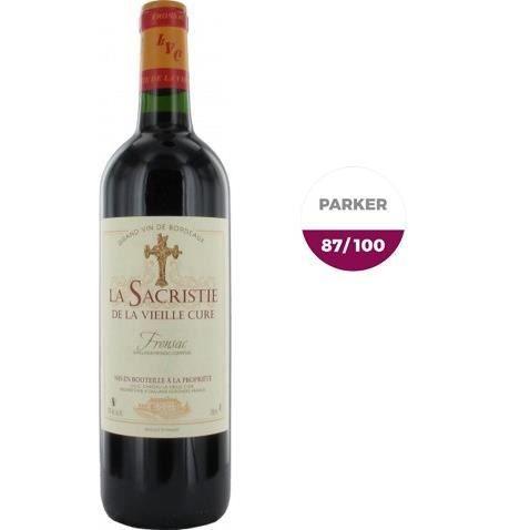 La Sacristie de la Vieille Cure 2009 Fronsac - Vin rouge de Bordeaux