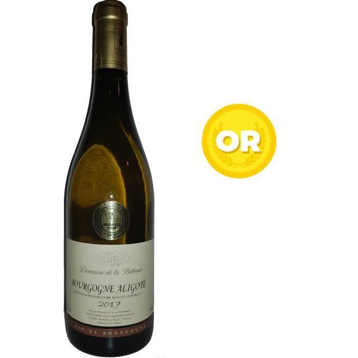 Domaine de la Belouse 2017 Bourgogne Aligoté - Vin blanc de Bourgogne