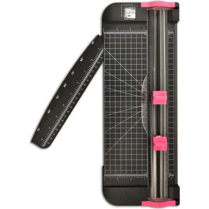 MAHE Massicot portatif + 2 lames