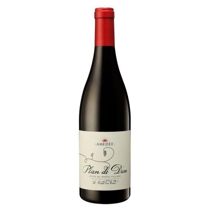 De Vrille en Vrille - Plan de Dieux 2018 Côte du Rhône - Vin rouge de la Vallée du Rhône