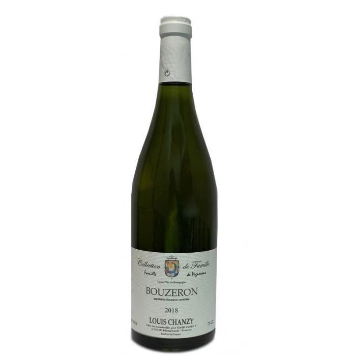 Louis Chanzy 2018 Bouzeron - Vin blanc de Bourgogne