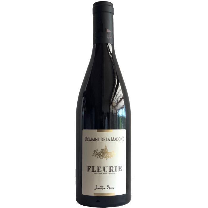 Domaine de la Madone 2018 Fleurie - Vin Rouge du Beaujolais