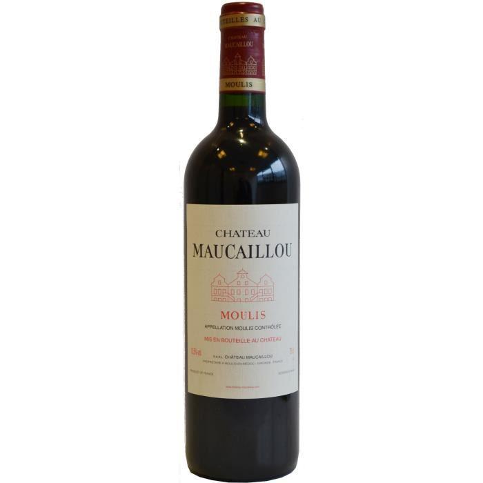 Château Maucaillou 2018 Moulis - Vin rouge de Bordeaux