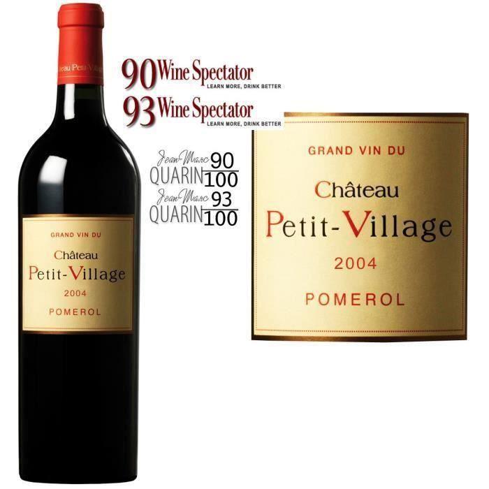 Château Petit-Village 2014 Pomerol Grand Cru - Vin rouge de Bordeaux
