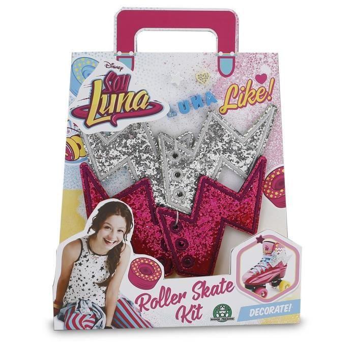 SOY LUNA Kit de Décoration pour Patins