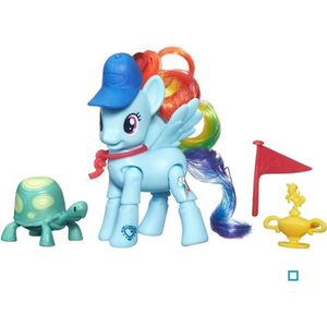 MY LITTLE PONY - Articule Magique Action Deluxe