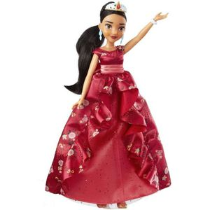 DISNEY PRINCESSES - Poupée Elena D'Avalor Robe de Bal
