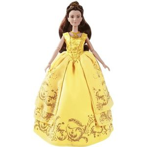 DISNEY PRINCESSES - Belle Deluxe Tenue de Bal