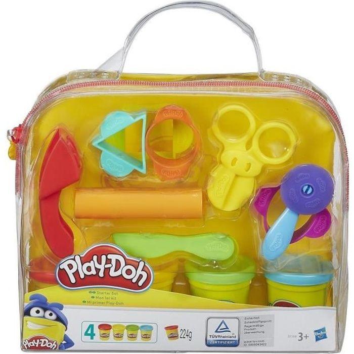 PLAY-DOH - Pâte A Modeler - Mon Premier Kit