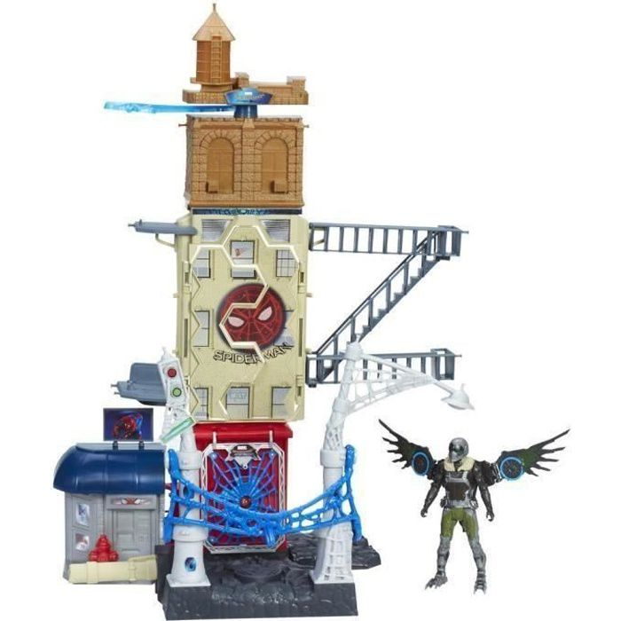 SPIDERMAN - Set de jeu Deluxe