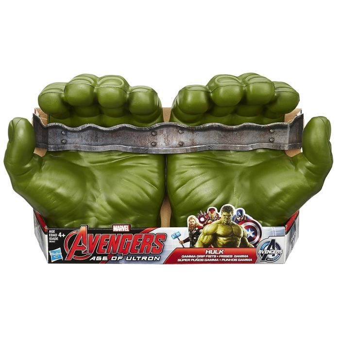 AVENGERS - Poings Deluxe HULK